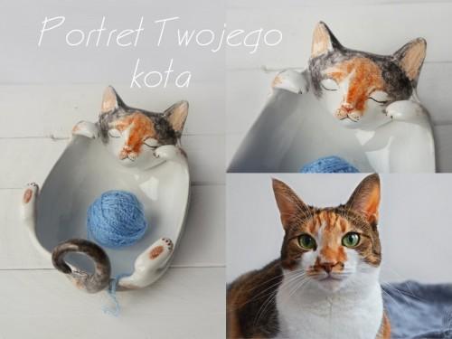 Portret Twojego kota