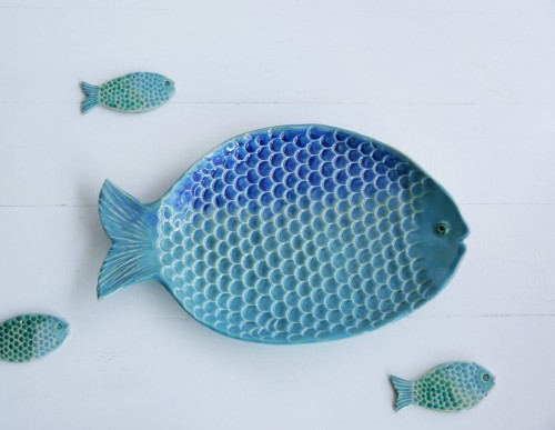 Talerz ryba