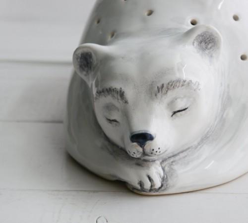 Lampa niedźwiedź 2