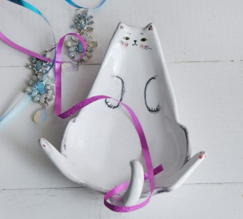 Kotek miseczka 4
