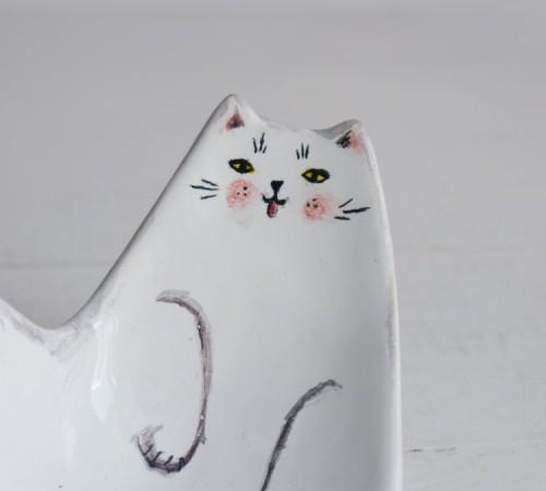Kotek miseczka 1