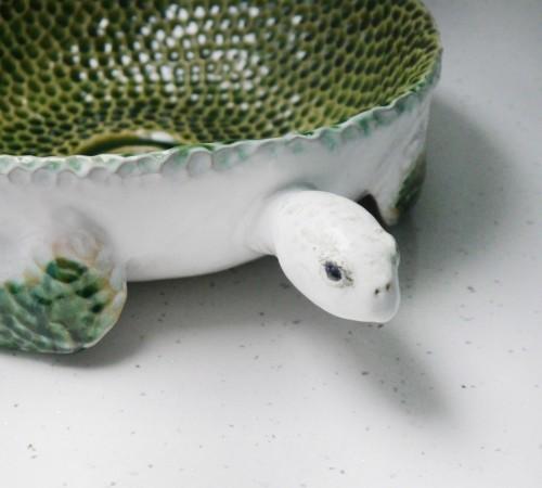 Umywalka nablatowa- Żółw